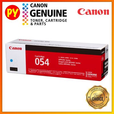 Canon Cartridge 054 Cyan Original Laser Toner for MF643CDW MF645CX