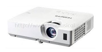 Hitachi Projector CP-EX252