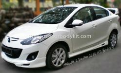 MAZDA 2 SEDAN 2010 RS BODYKIT