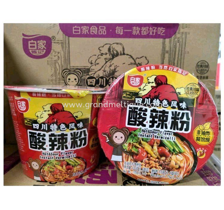 BAIJIA HOT&SOUR FLVR VERMICELLI 白家酸辣粉