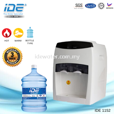 IDE 1152 Bottle Type Dispenser (Hot&Warm)