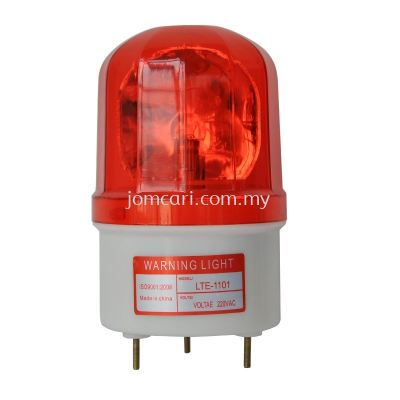 LTE 1101 Revolving Signal Warning Light & Buzzer
