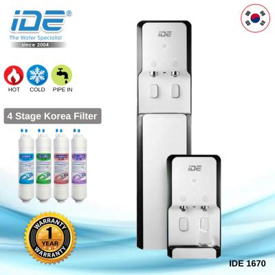 IDE 1670/IDE 1670s(热&冷)
