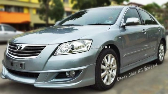 TOYOTA CAMRY 2009 RS BODYKIT