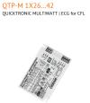 OSRAM QT-M 1X26-42/230-240 S OSRAM