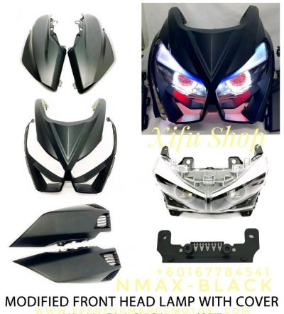 HEAD LAMP ACCESSORIES WITH COVER NMAX