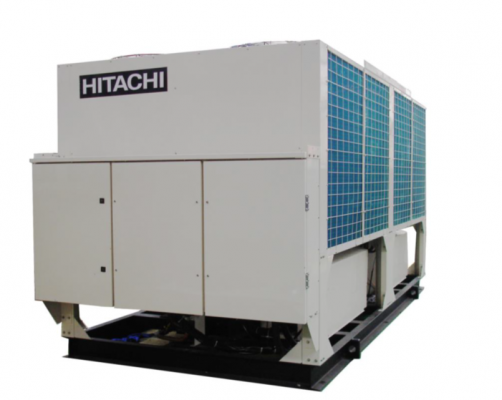 Hitachi Air-Cooled Screw Chiller R134A ,RCUF-AZ(P)Y1 Series