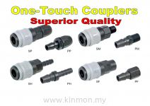 One Touch / Economic Air Couplers
