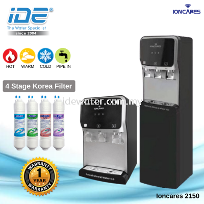 IonCares Hot&Cold&Normal Water Purifier