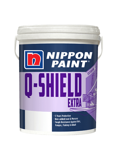 Nippon Q-Shield 5 Liter ( Captivating Accents Series )