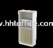 SL55B-YOD17[E]-Semi Swing Door Medium Height Cabinet SL-Series Cabinet & Pedestal Cabinet
