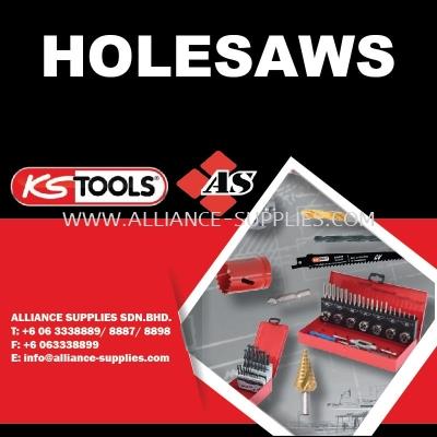 KS TOOLS Holesaws