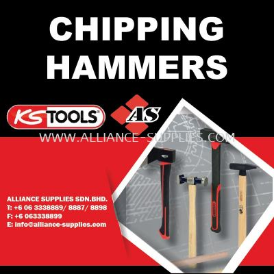 KS TOOLS Chipping Hammers