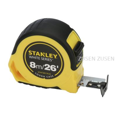 Stanley WHITE SERIES Measure Tape 8M/26' (STHT30176-8)