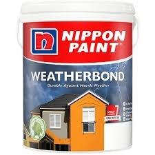 Nippon Weatherbond 5 Liter ( Zingy Yellows & Oranges Series )