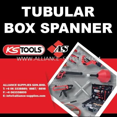 KS TOOLS Tubular Box Spanner