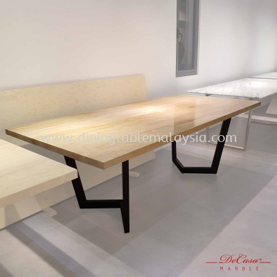Nuvalato | Italy | 8 seaters | Dining Table only (Last Unit) RM4,999