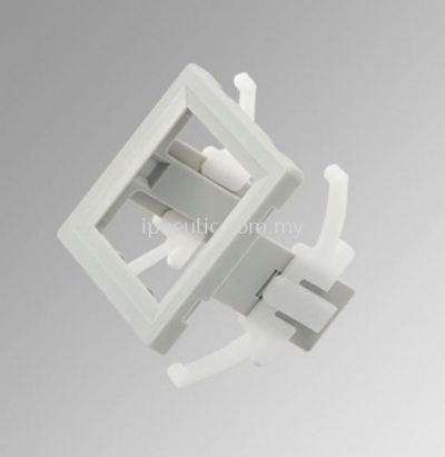 ACCESSORIES-- KIT PANEL FIXING 640 DIG.PRESS.SWITCH