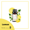Lemon Organic Essential Oil Lemon Vichy's Diary Organic Essential Oil Organic Essential Oil