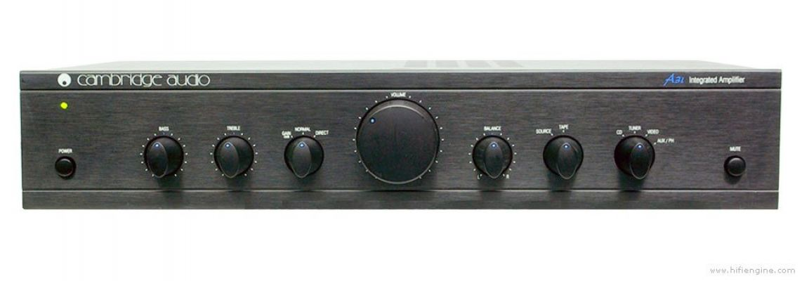Cambridge Audio A3 Intergrated Amplifier