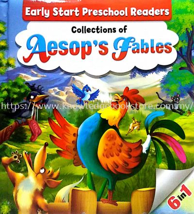 COLLECTIONS OF AESOP'S FABLES (BIG BOOK)