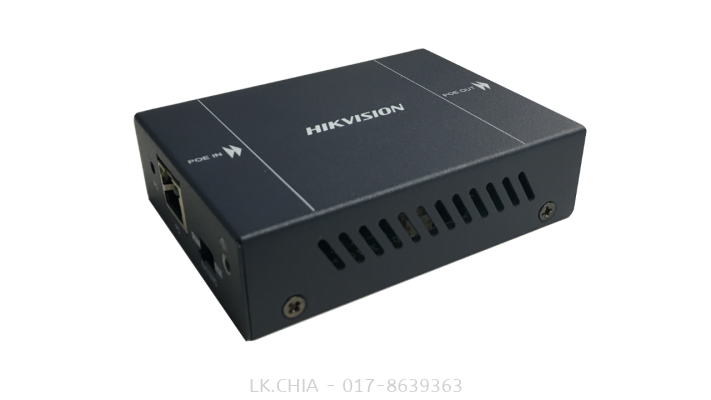 DS-1H34 Series PoE Video Repeater
