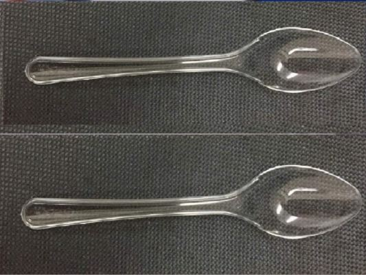 "7""/180MM CLEAR SPOON (2,000 PCS)"