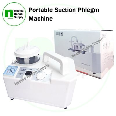 NL-H007A Portable Phlegm Suction Unit