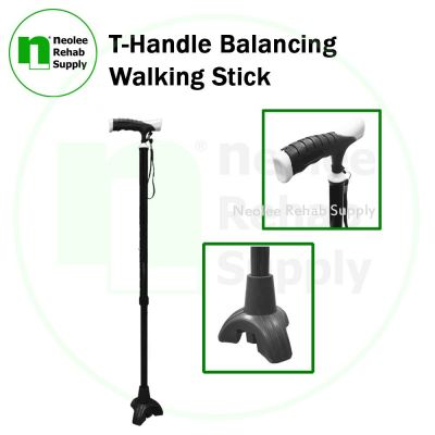 NL920L T-Handle Balancing Walking Stick