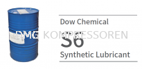 S6 Dow Chemical Synthetic Lubricant Air Compressor Oil Dow Chemical Compressor Oil Food Grade Oil 32,46,68,100, 150