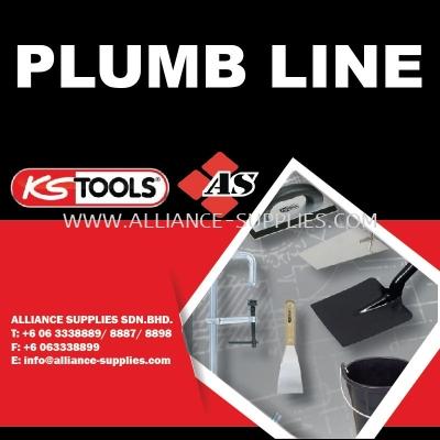 KS TOOLS Plumb Line