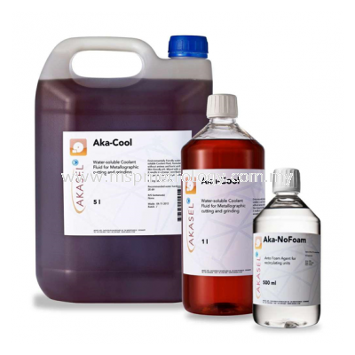Akasel Cutting Consumables (Additives for Recirculation Units)