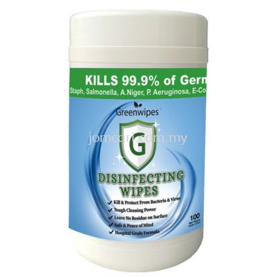MD-7030 Disinfecting Wipes (Alcohol)