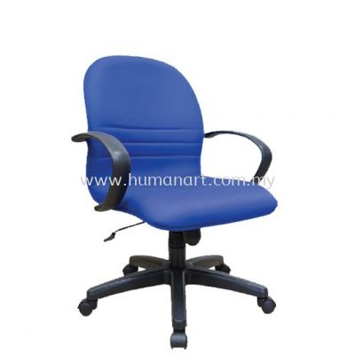 HYDE STANDARD LOW BACK CHAIR WITH POLYPROPYLENE BASE HS3