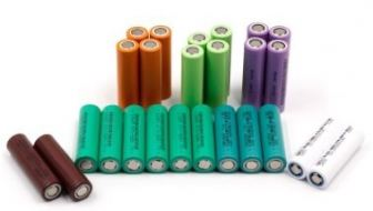K3 Lithium Battery Type 18650