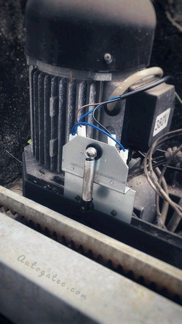 Oil Bath AC Motor