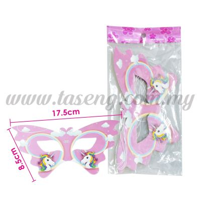 Unicorn Mask 10pcs (MK-UN)
