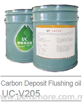 Carbon Deposit Flushing oil UC-V205