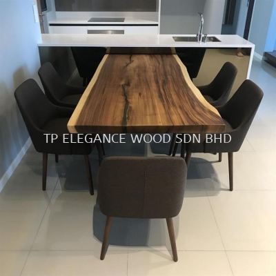 Solid Wood Table 90����