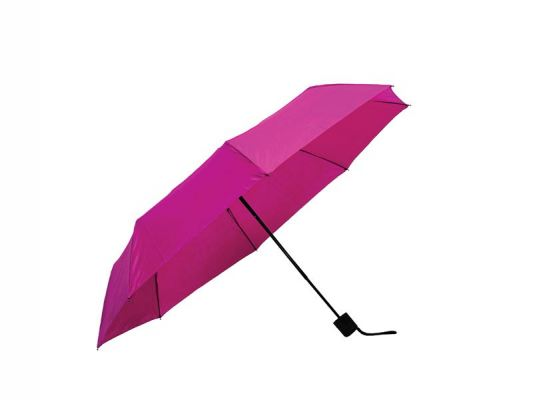 U7022 - 3 Fold Manual Open Umbrella