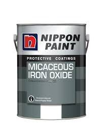 Nippon Micaceous Iron Oxide 5 Liter
