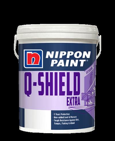 Nippon Q-Shield 20 Liter ( Lustrous Reds & Pinks Series )