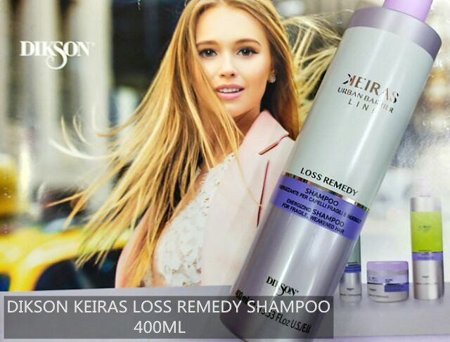 DIKSON KEIRAS URBAN BARBER LINE LOSS REMEDY 400ML