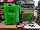 Tanika Knapsack Sprayer Rechargeable(Battery) 16L/20L Agriculture Machine