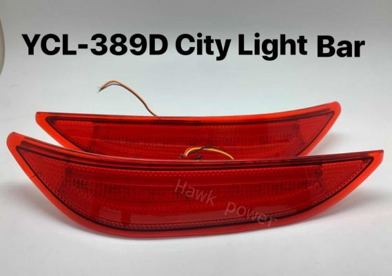 YCL-389D HONDA CITY 2015 BUMPER LIGHT-