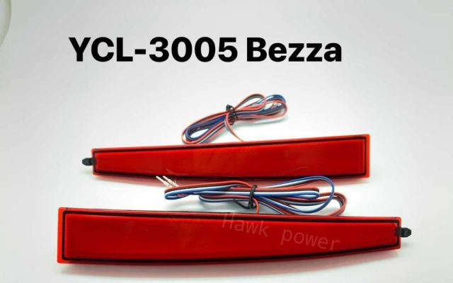 YCL-3005 BEZZA LIGHT BAR BUMPER LAMP(RED)
