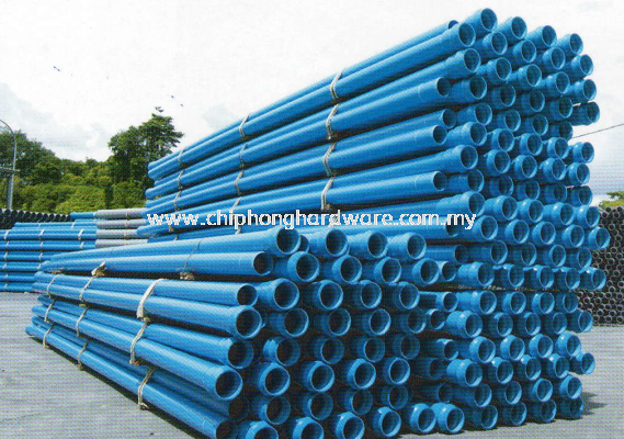 UPVC Pressure Pipes with Rubber - Ring Joint