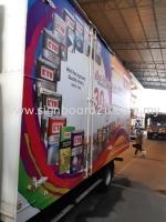 KTH PAINT INDUSTRIES SDN BHD Inkjet UV Wrapping Sticker at Klang, Selangor