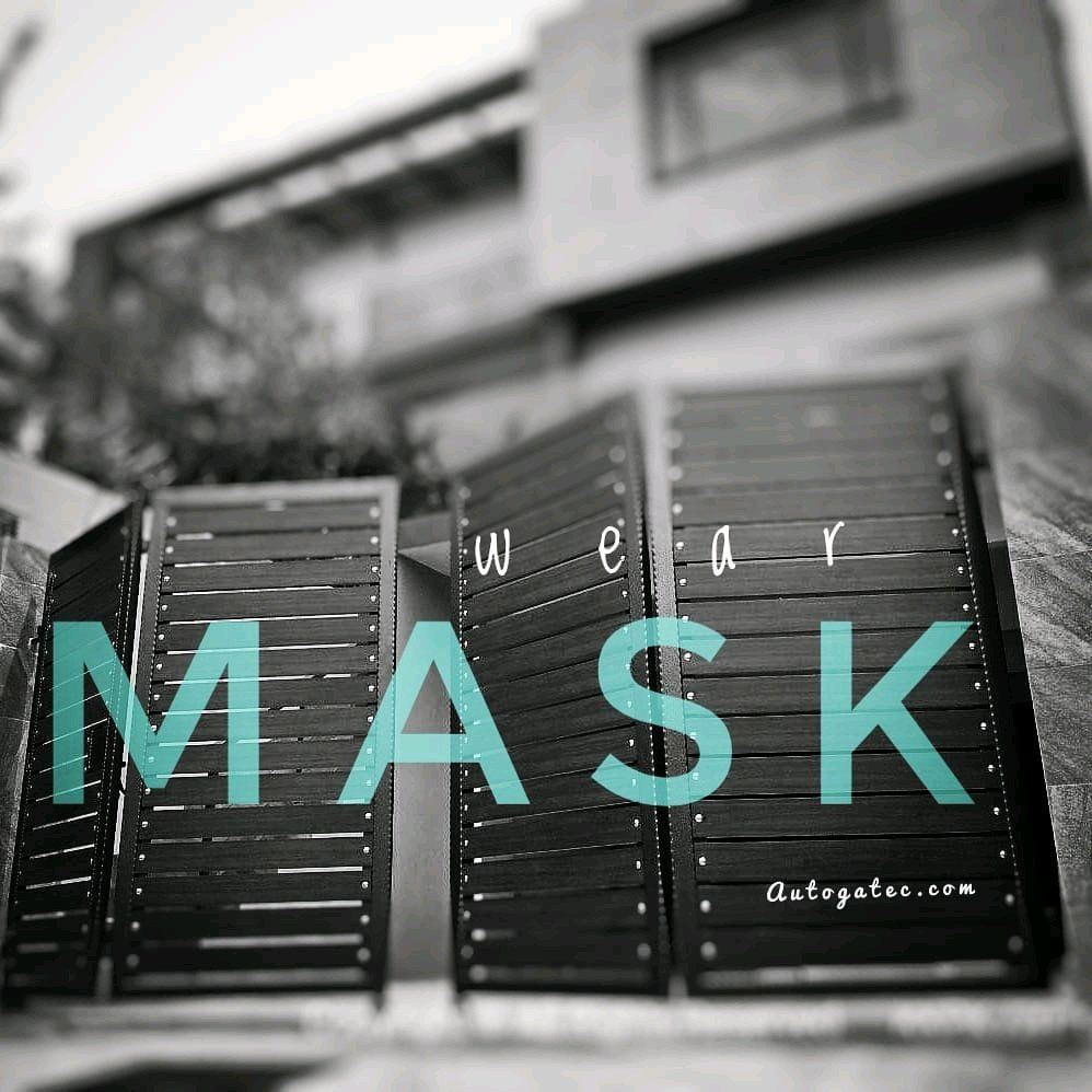 Mask of you Home
