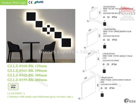 GLLZ-0160 0161 0162 0159 IP54